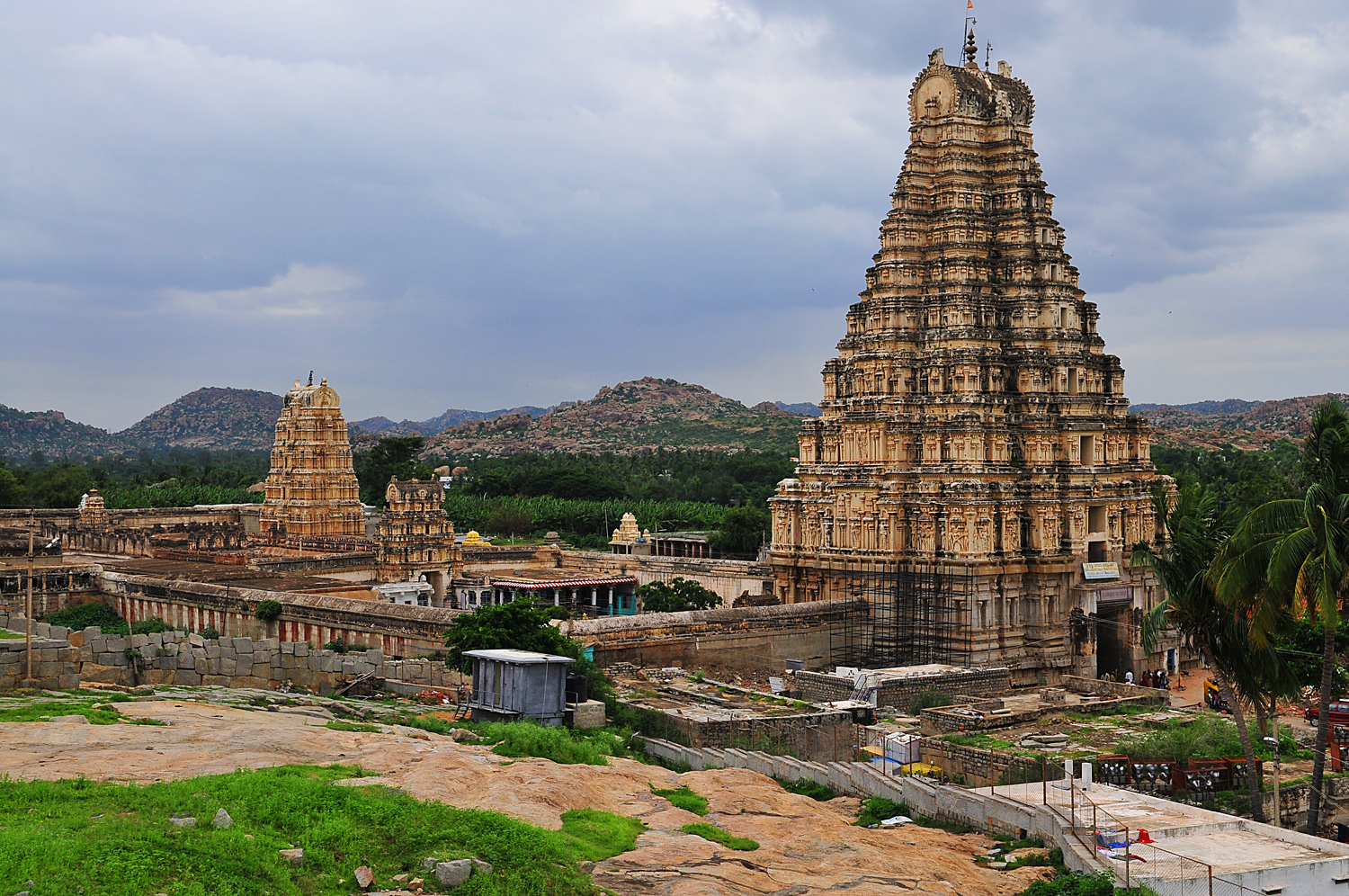 Image result for hampi temple
