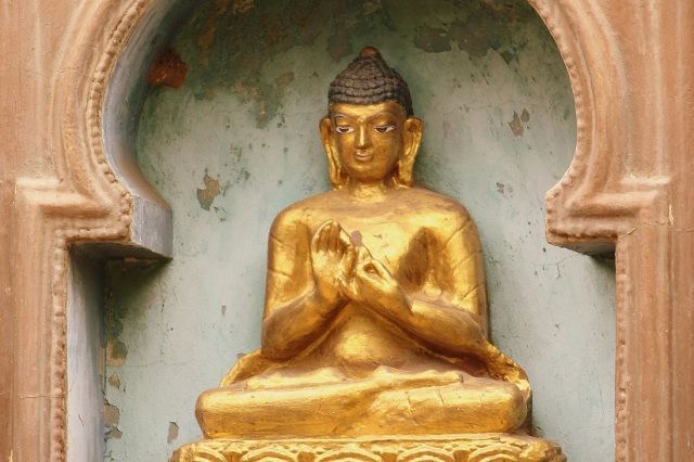 One more interpretation of Budha