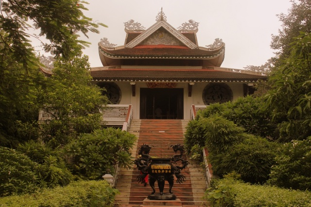 Budha Vietnami temple